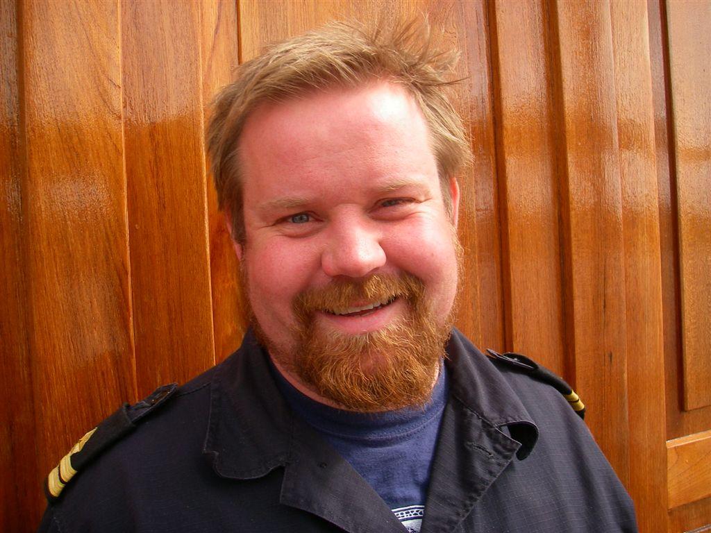 Overstyrmann Anders Lassenius
