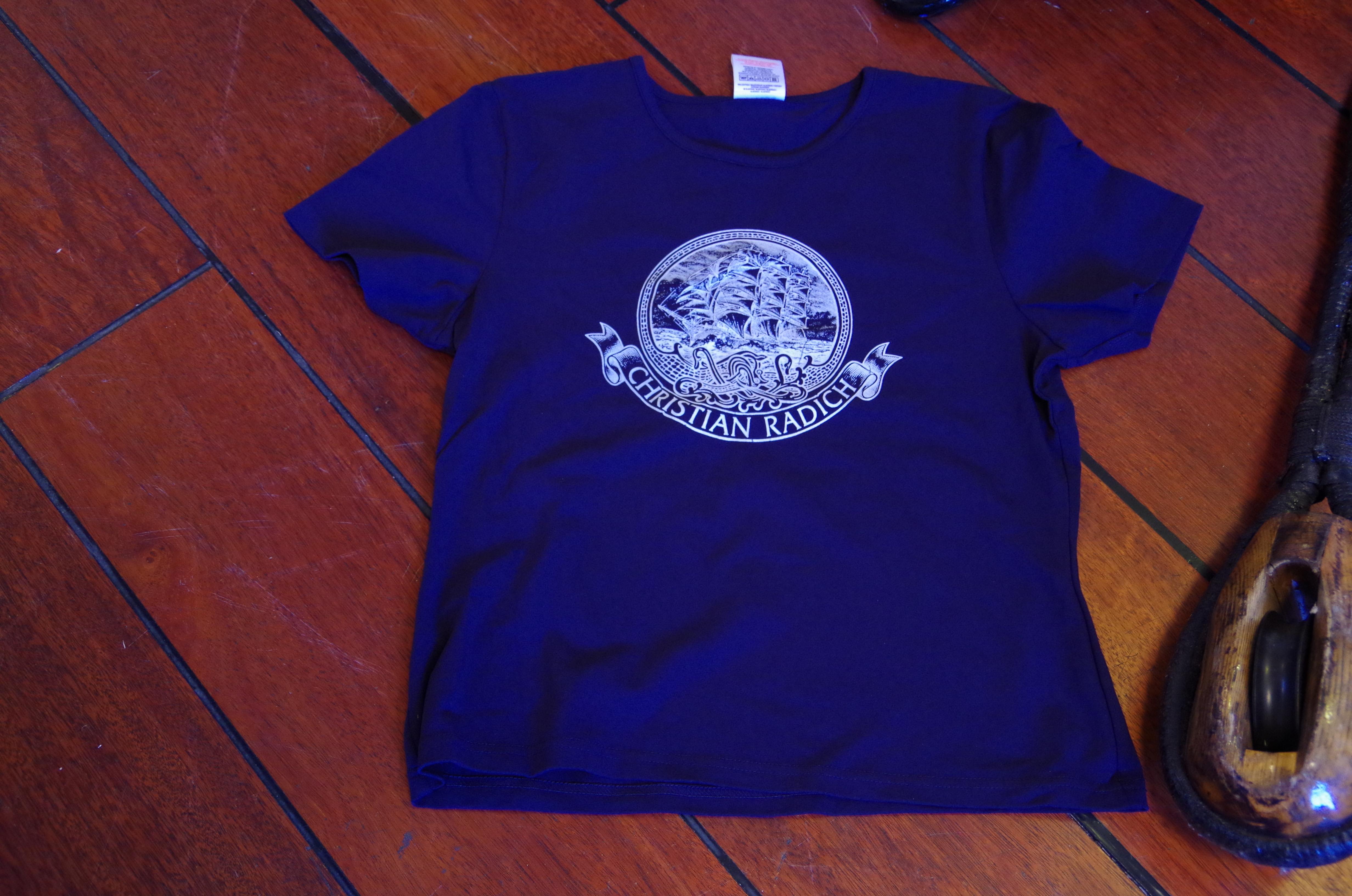 Lady-fit T-skjorte